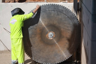 Large Wall Saw blade